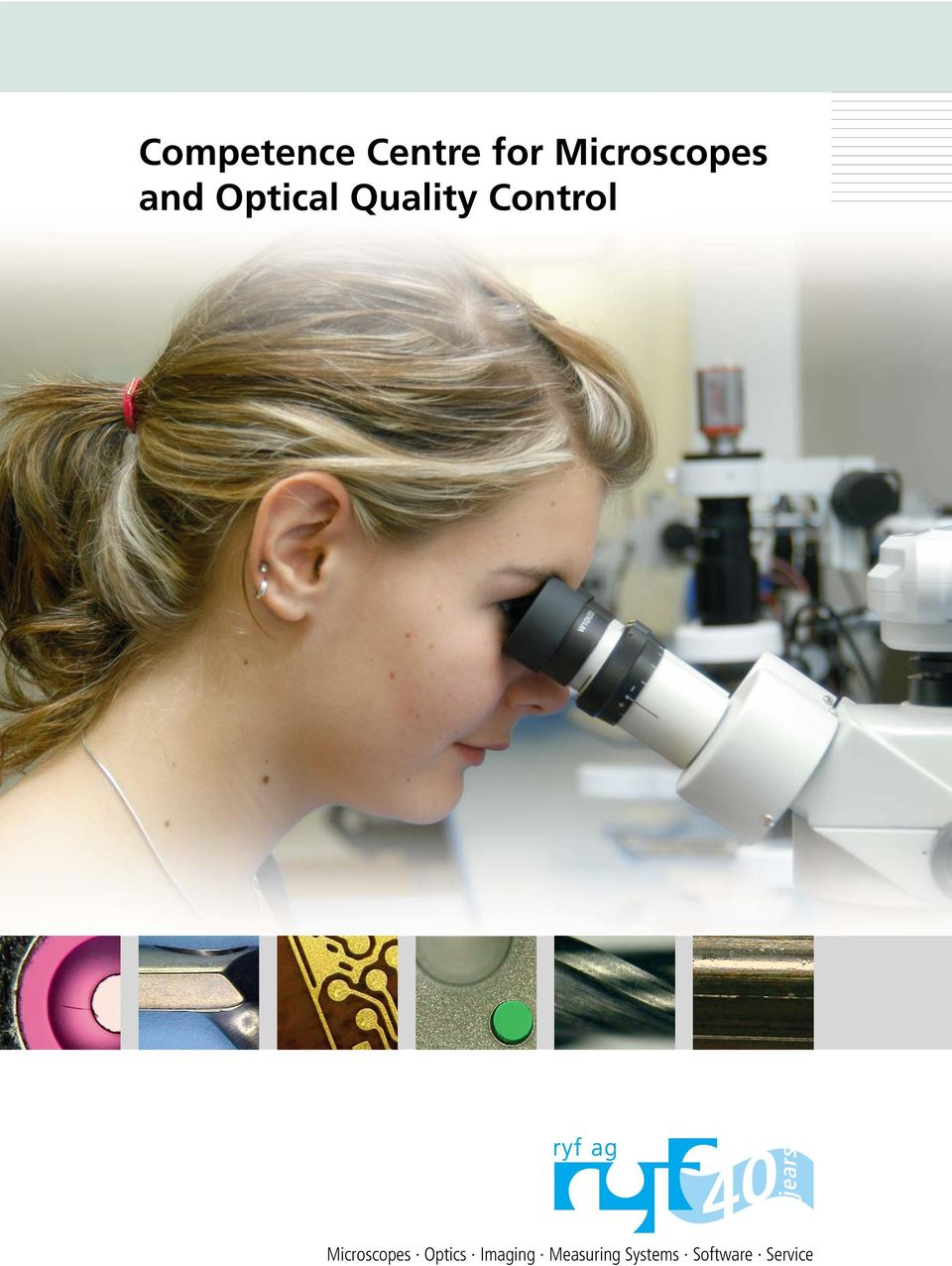 Quality Control Microscopes