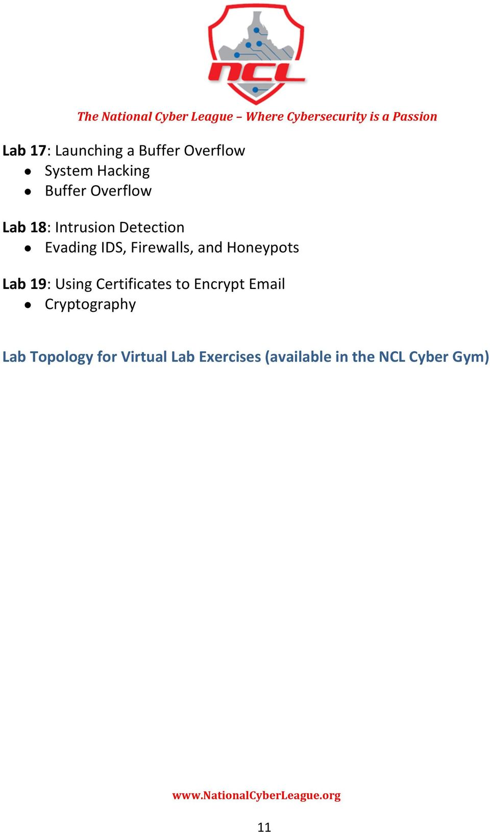 19: Using Certificates to Encrypt Email Cryptography Lab