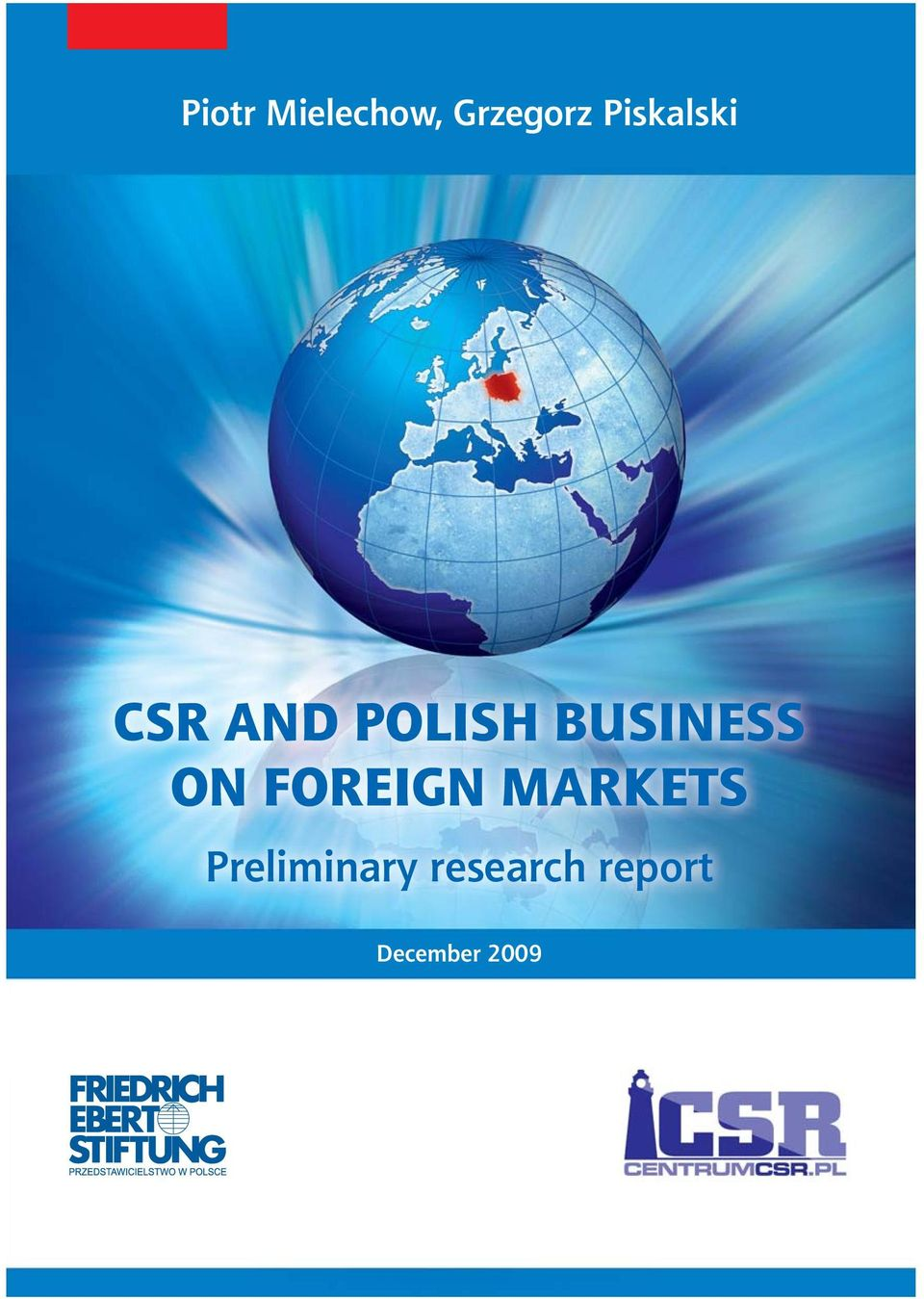 BUSINESS ON FOREIGN MARKETS