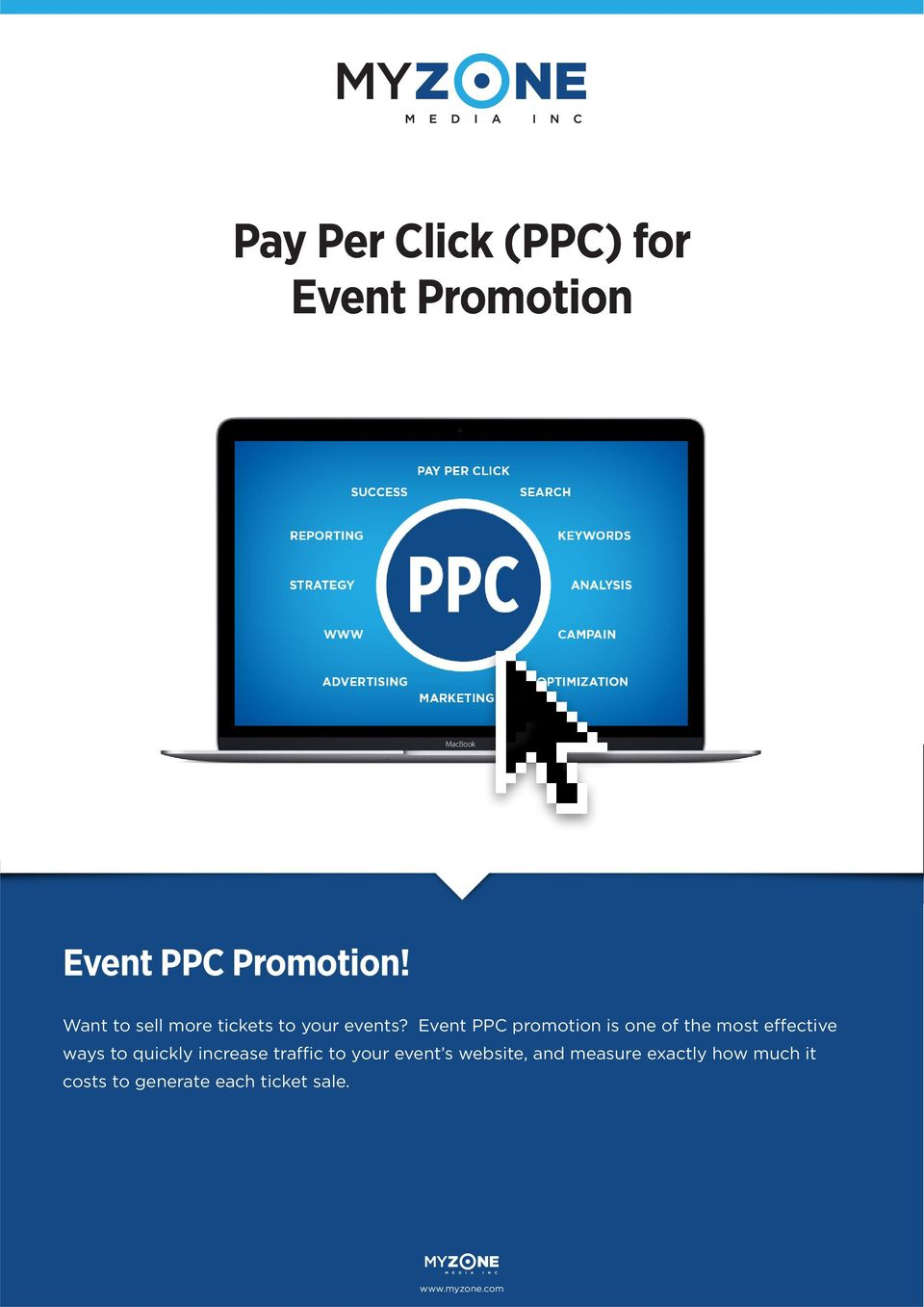 Event PPC promotion is one of the most effective ways to quickly