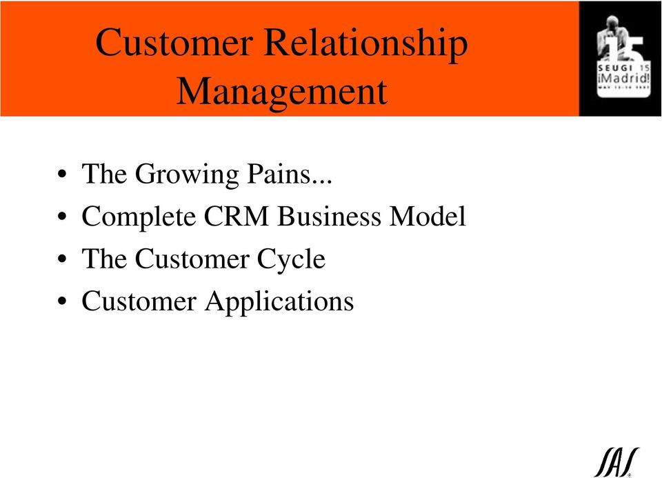 .. Complete CRM
