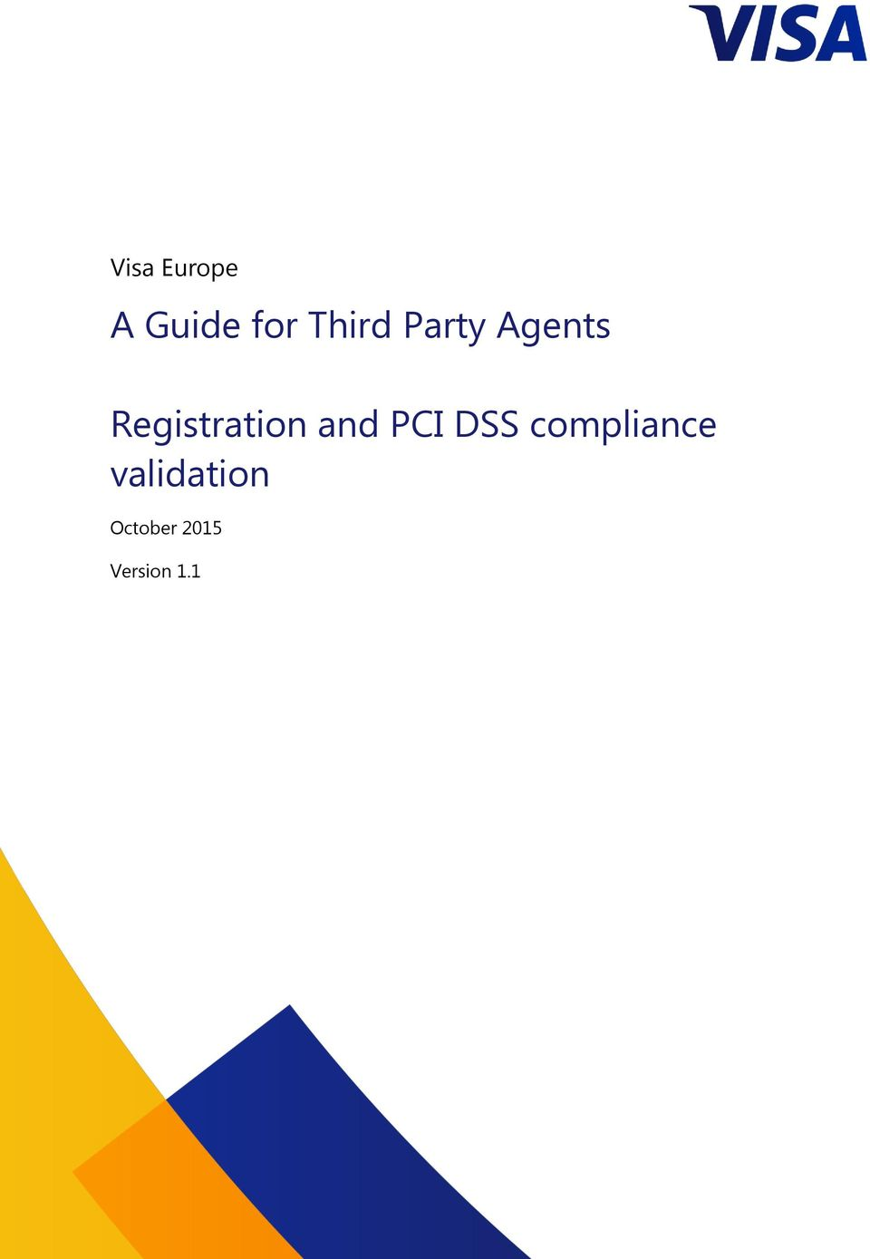 Registration and PCI DSS