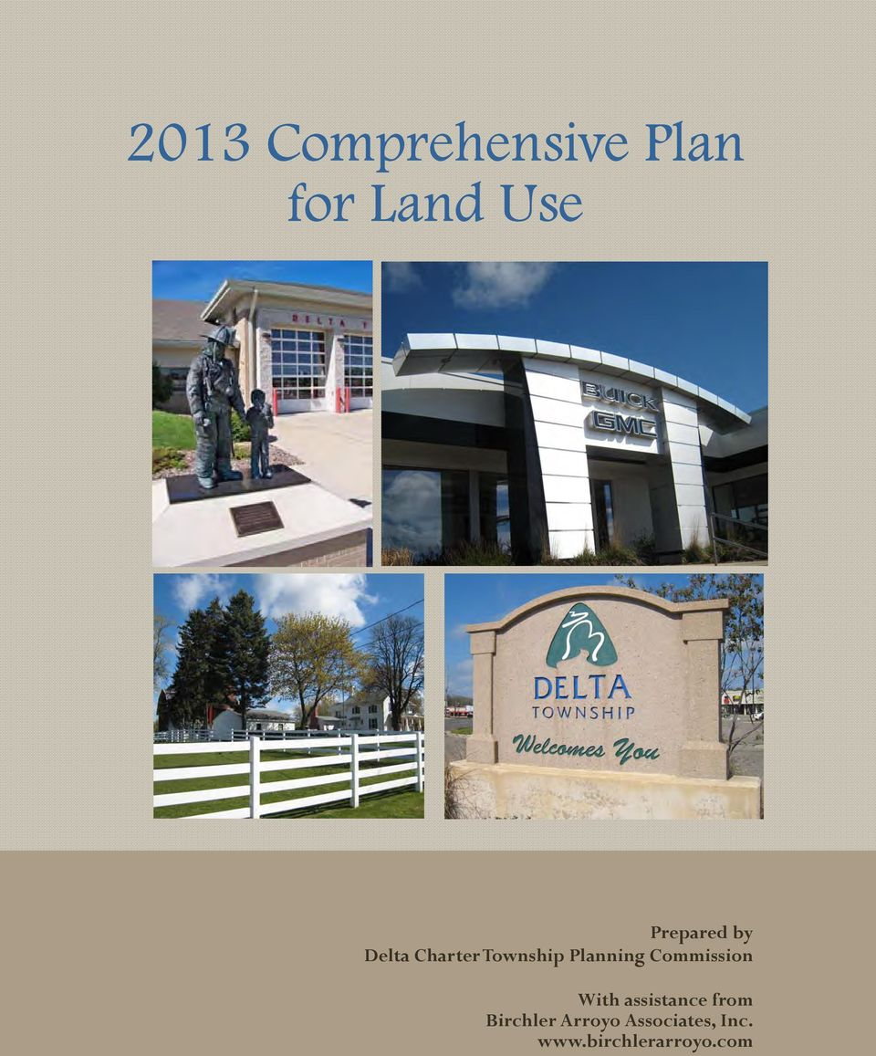 Planning Commission With assistance from