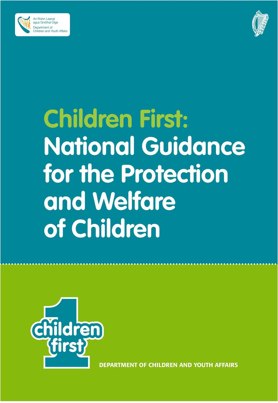 and Welfare of Children