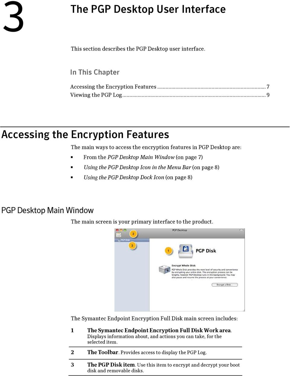 Symantec Endpoint Encryption Full Disk for Mac OS X - PDF