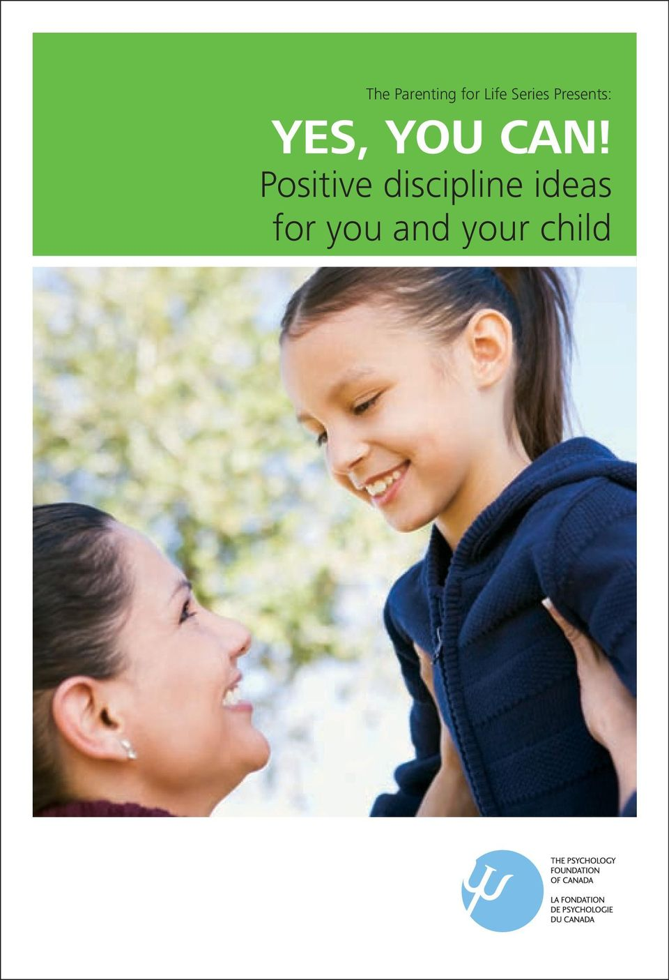 CAN! Positive discipline