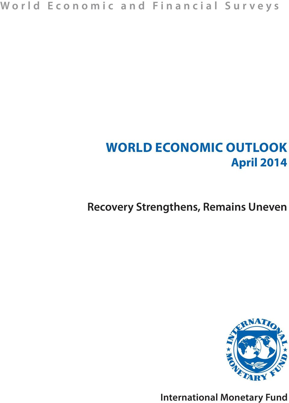 April 1 Recovery Strengthens,