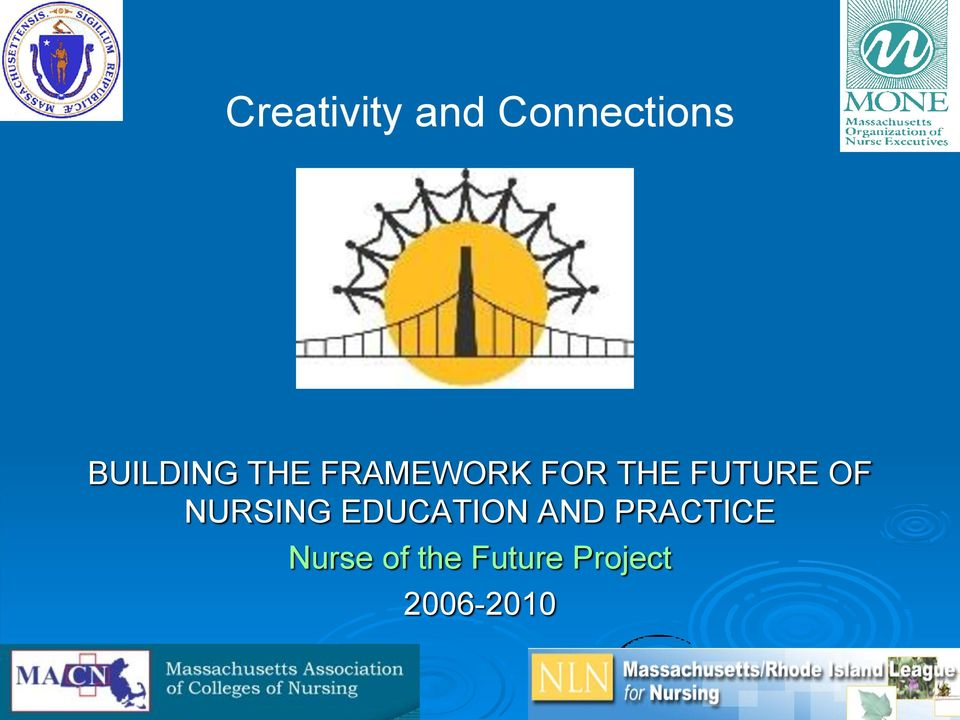 FUTURE OF NURSING EDUCATION AND