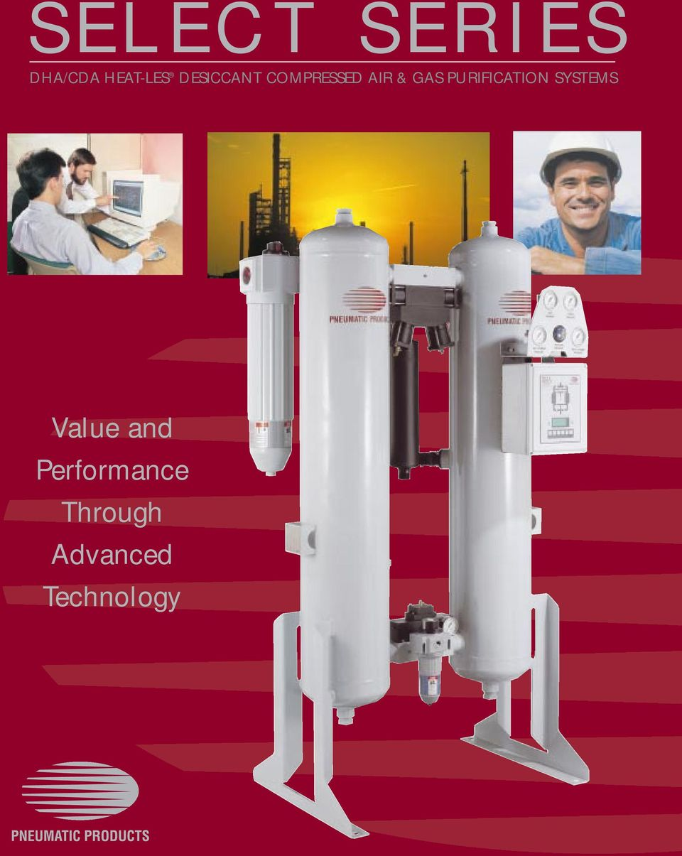 PURIFICATION SYSTEMS Value and