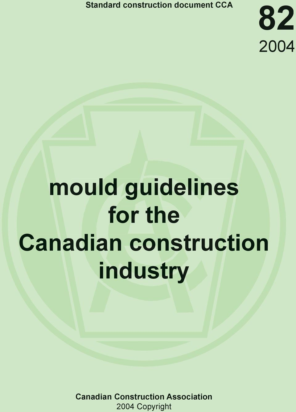 Canadian construction industry