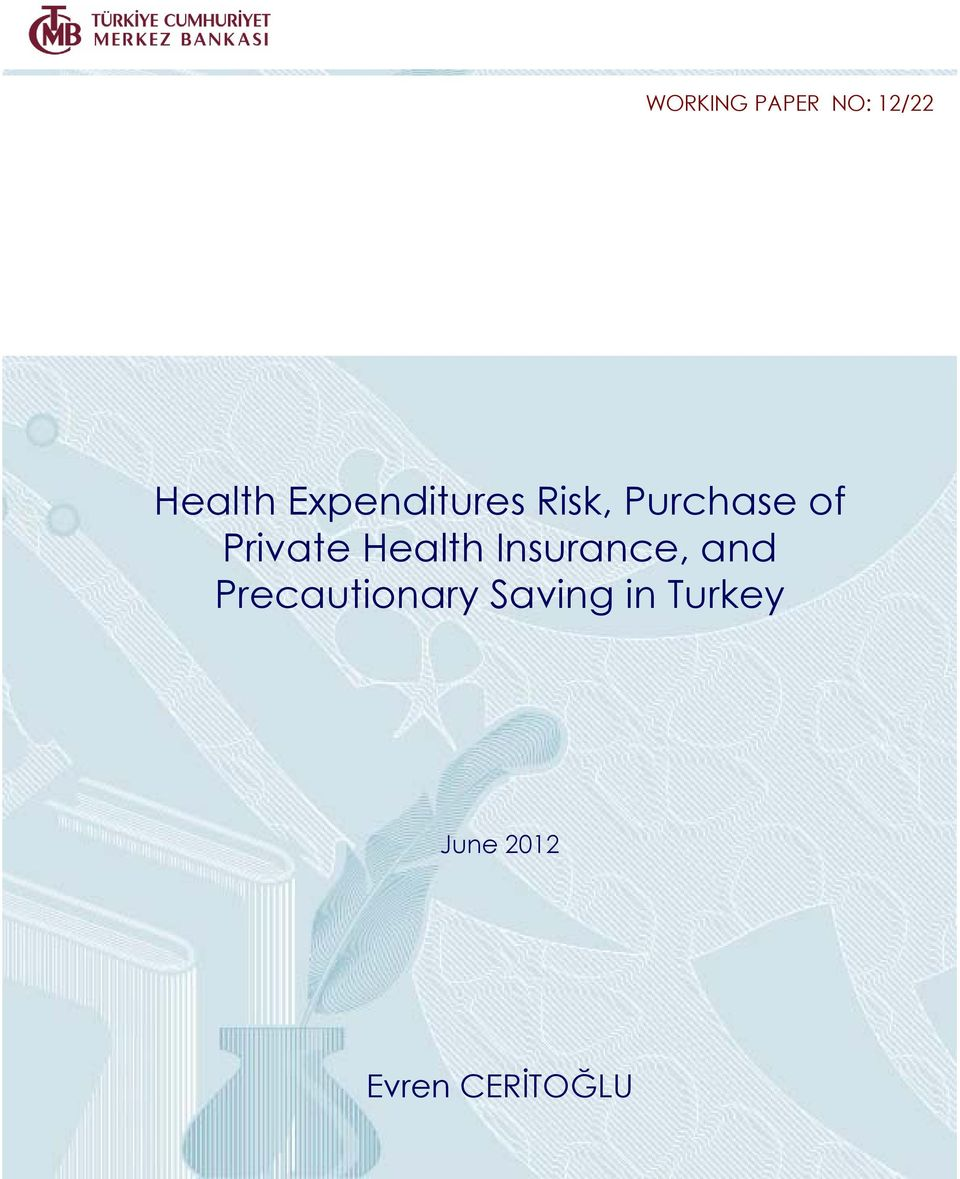 Private Health Insurance, and