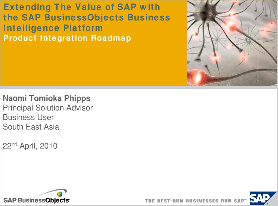 Product Integration Roadmap Naomi Tomioka Phipps