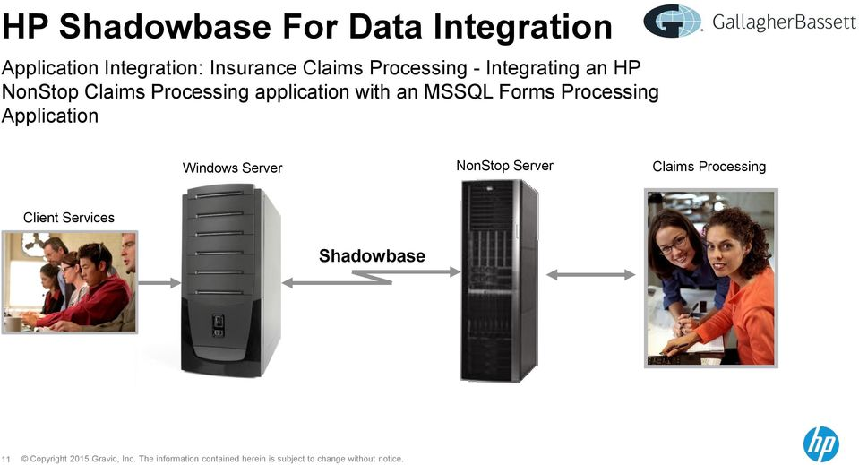 Processing application with an MSSQL Forms Processing