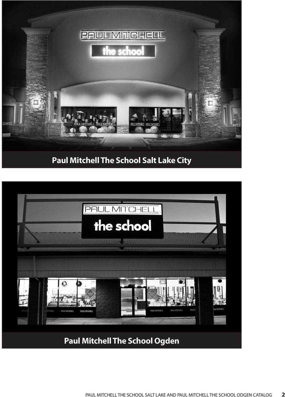 PAUL MITCHELL THE SCHOOL SALT LAKE
