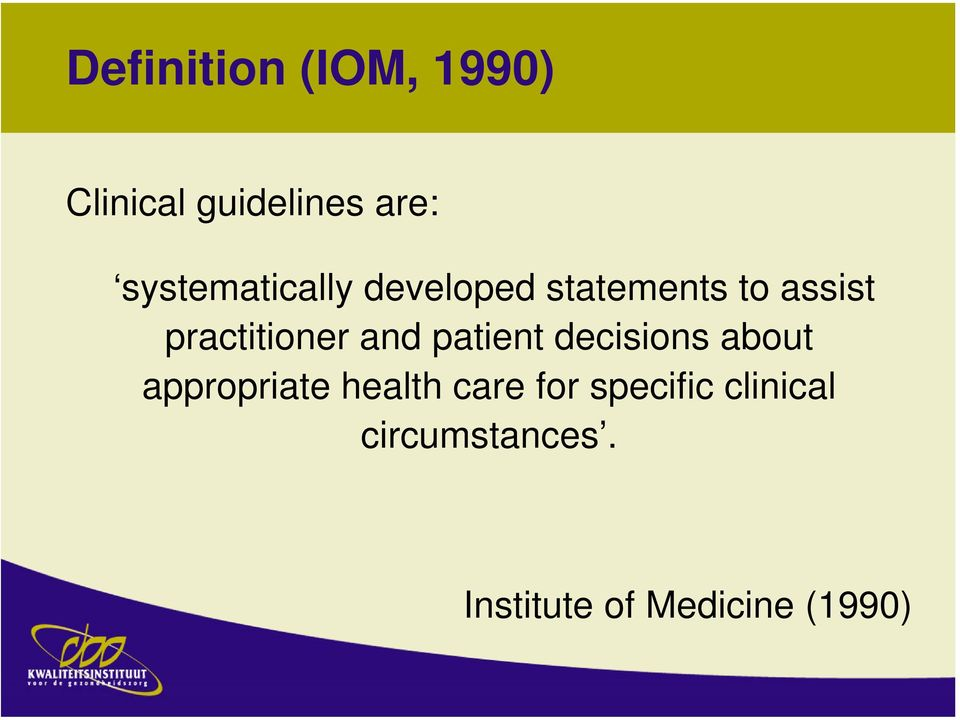 practitioner and patient decisions about appropriate