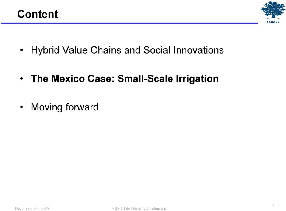 Innovations The Mexico