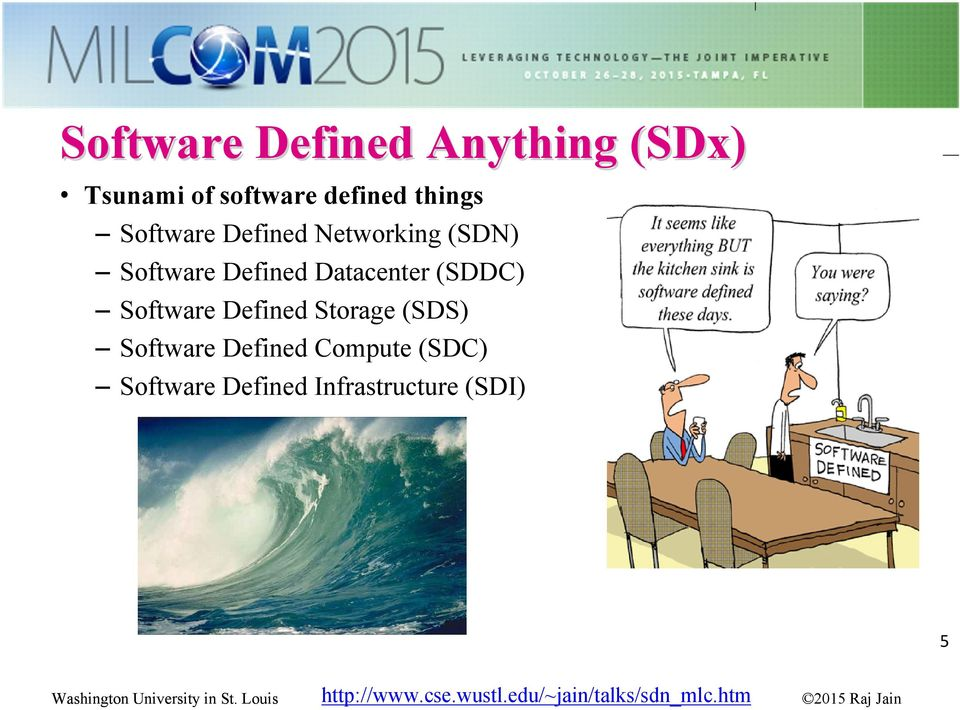 Software Defined Networking at the Tactical Edge - PDF