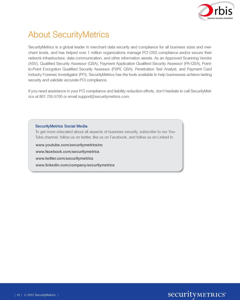 Are absolutely pci dss approved penetration testing vendors