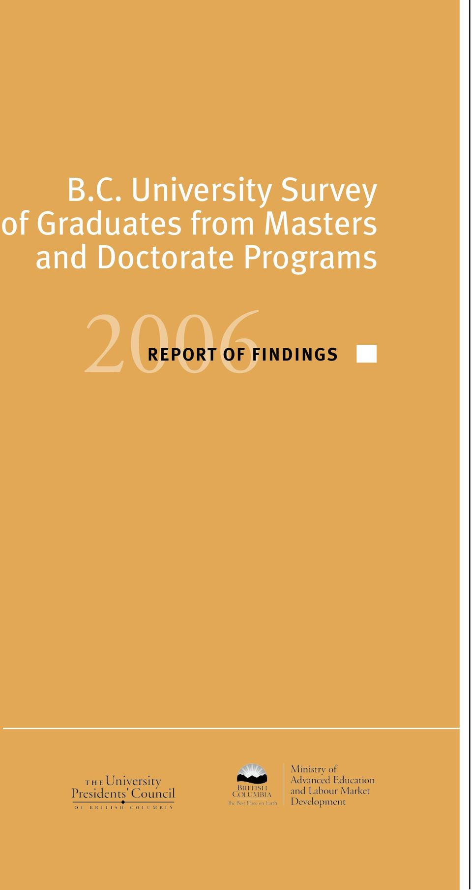 Masters and Doctorate