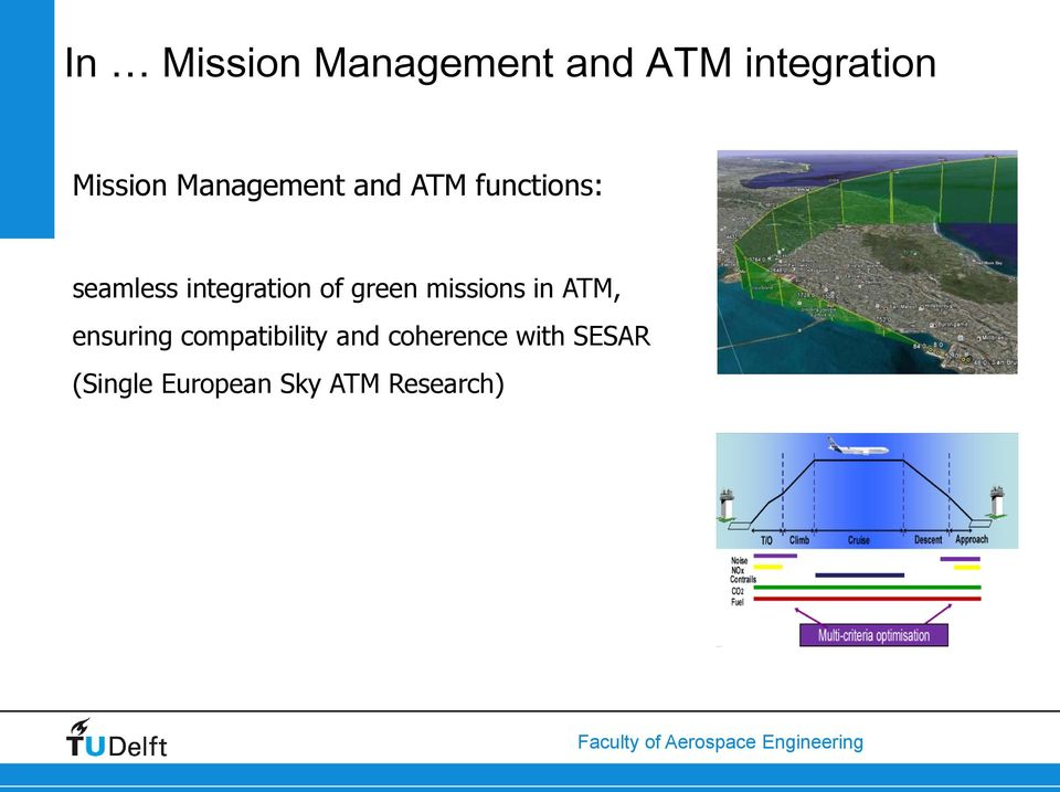 of green missions in ATM, ensuring compatibility and