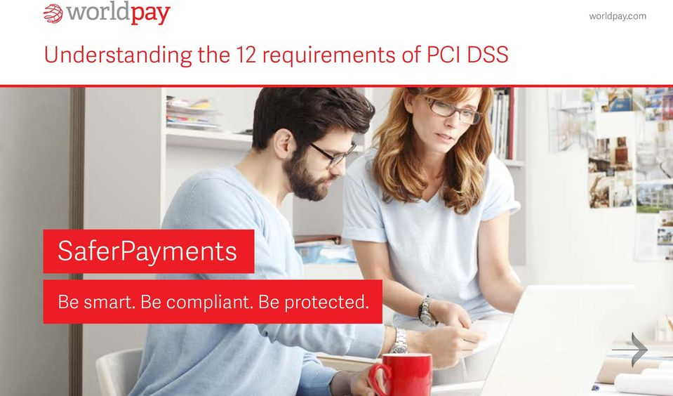 requirements of PCI DSS