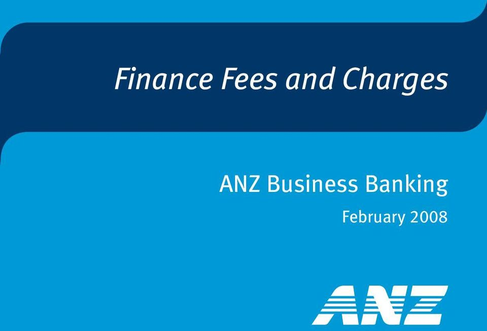 ANZ Business