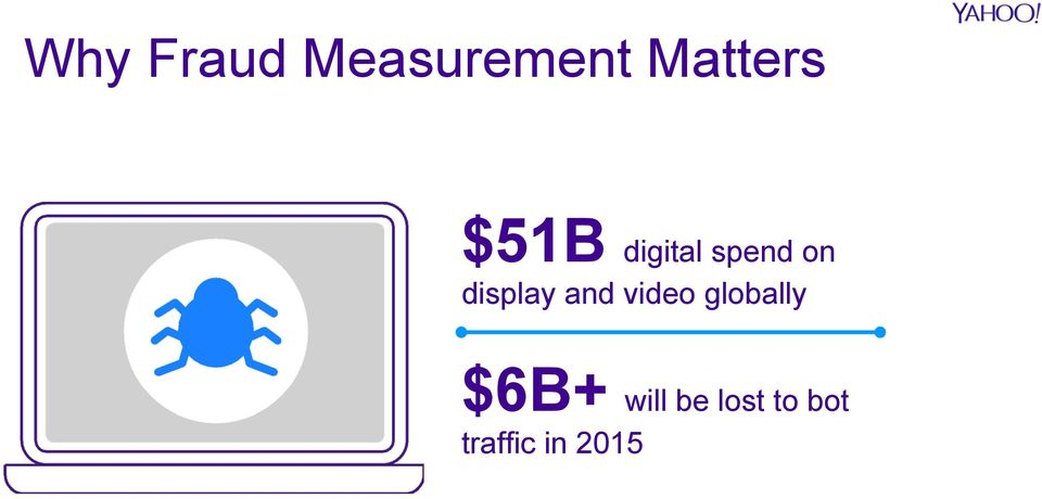 and video globally $6B+ will