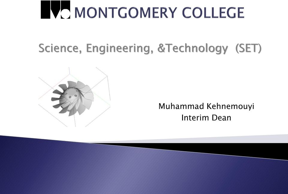 &Technology (SET)