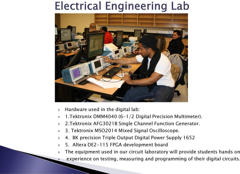 BK precision Triple Output Digital Power Supply 1652 5.