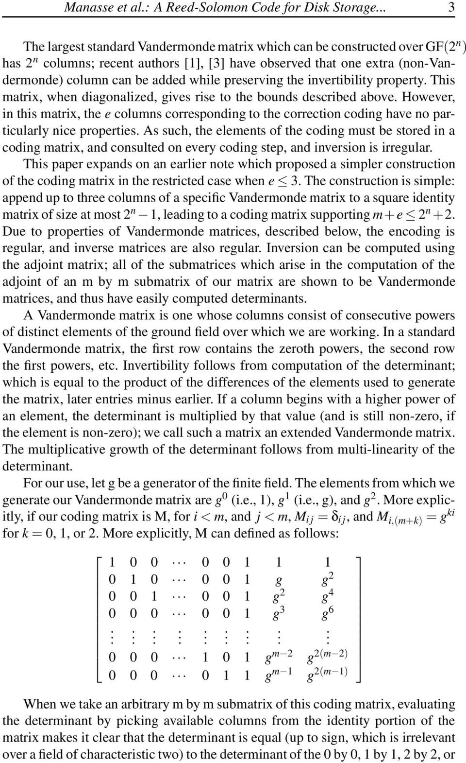 preserving the invertibility property. This matrix, when diagonalized, gives rise to the bounds described above.