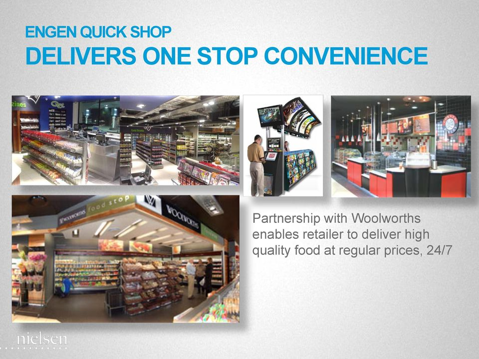Woolworths enables retailer to