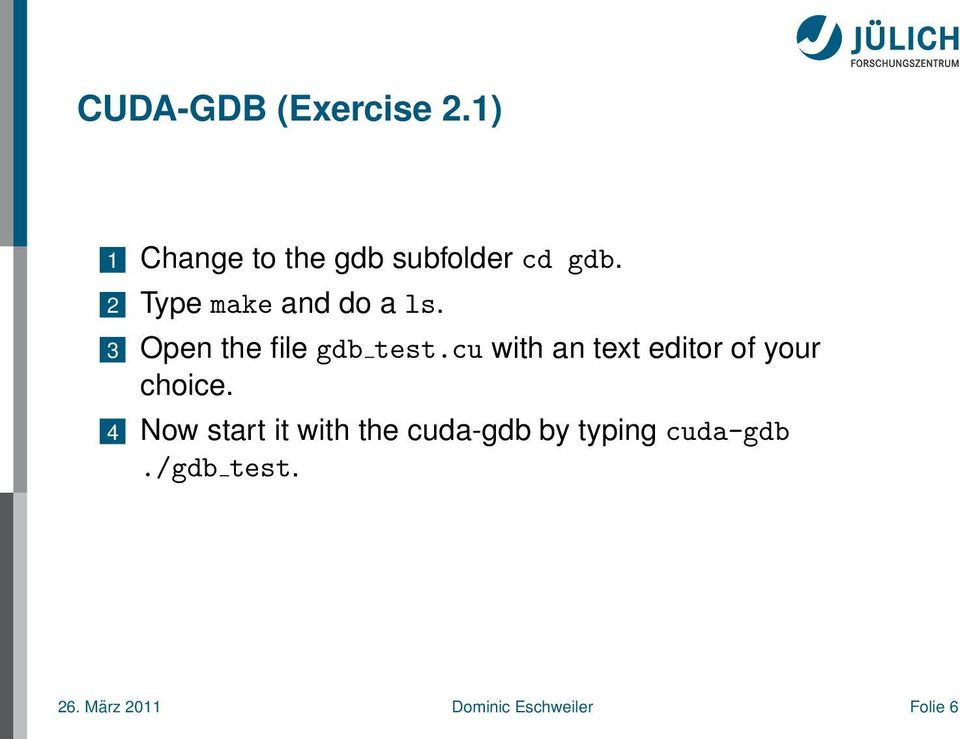 cu with an text editor of your choice.
