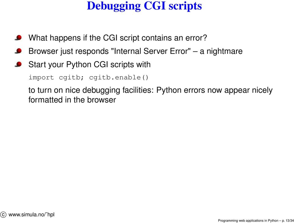 scripts with import cgitb; cgitb.