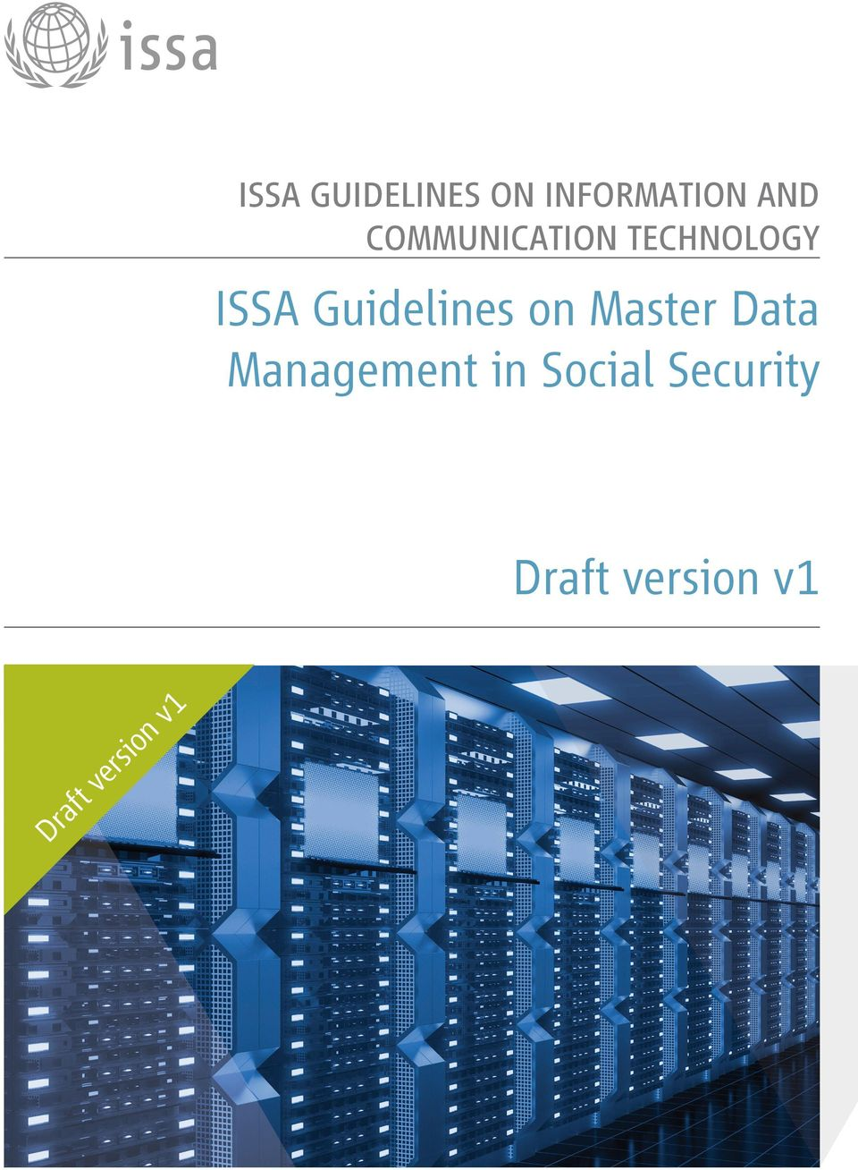 Guidelines on Master Data Management in