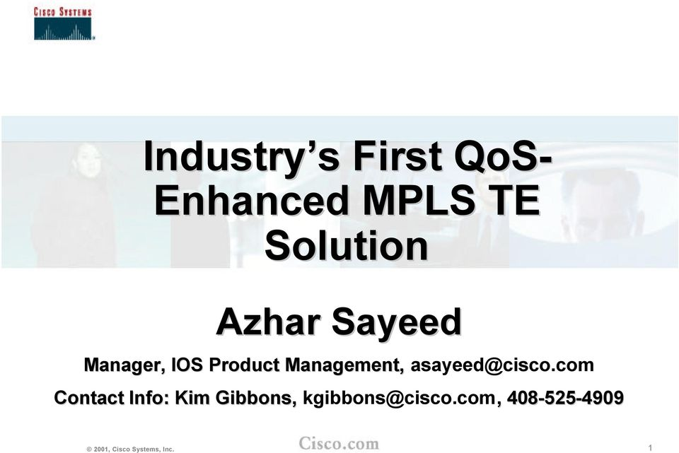 Management, asayeed@cisco.