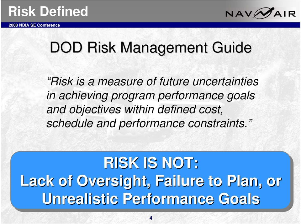 The Death of Risk Management  Michael Gaydar Chief Systems
