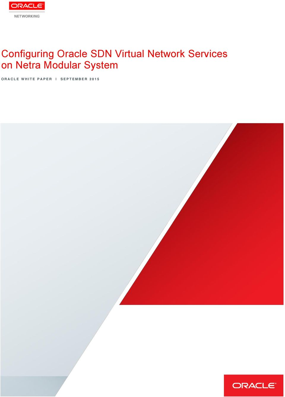 on Netra Modular System
