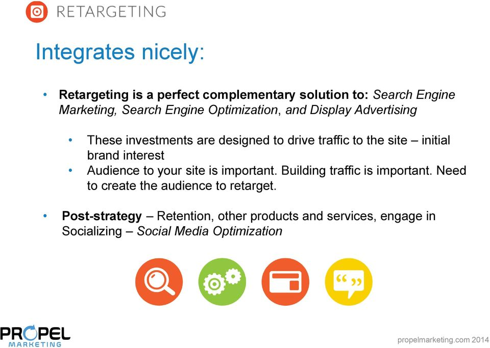 brand interest Audience to your site is important. Building traffic is important.