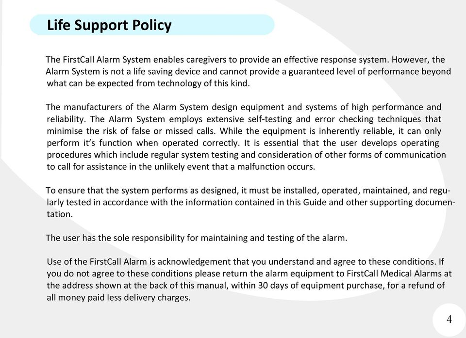 The manufacturers of the Alarm System design equipment and systems of high performance and reliability.