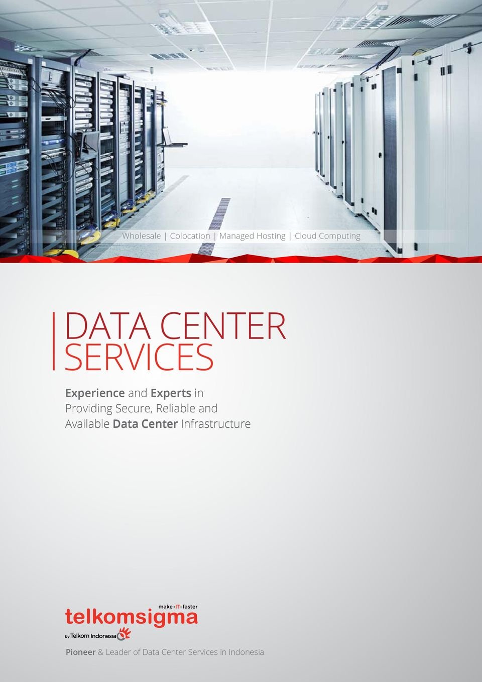 Providing Secure, Reliable and Available Data Center