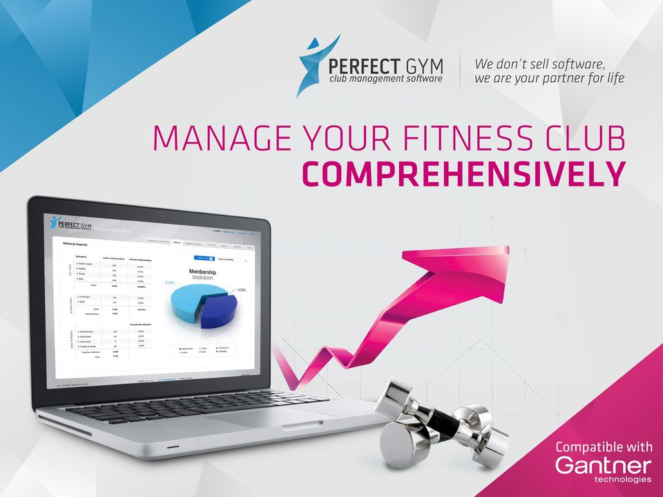 MANAGE YOUR FITNESS CLUB