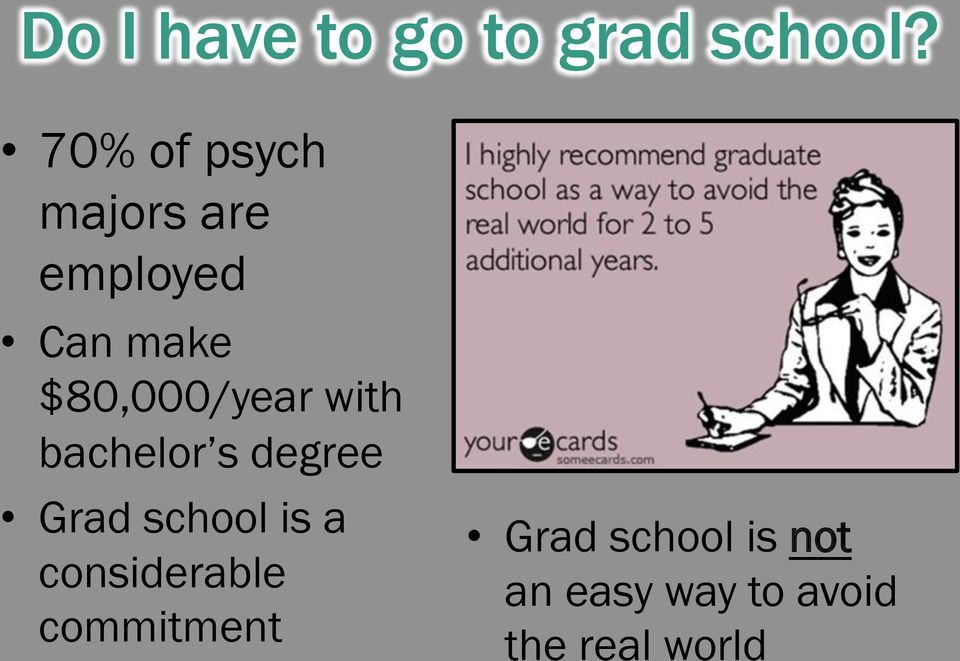 $80,000/year with bachelor s degree Grad school is