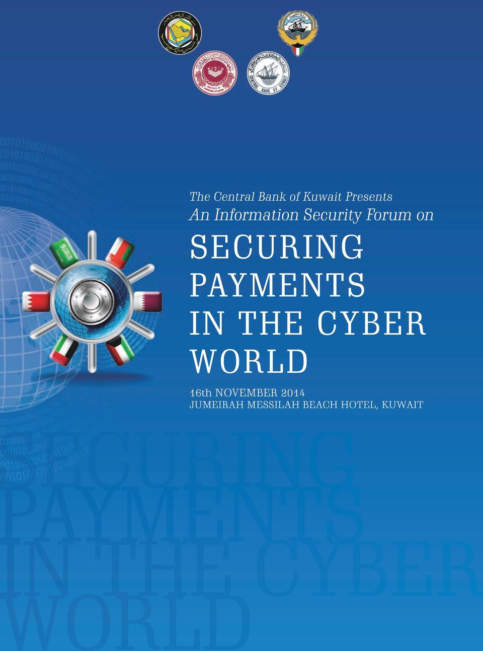 PAYMENTS IN THE CYBER WORLD 16th