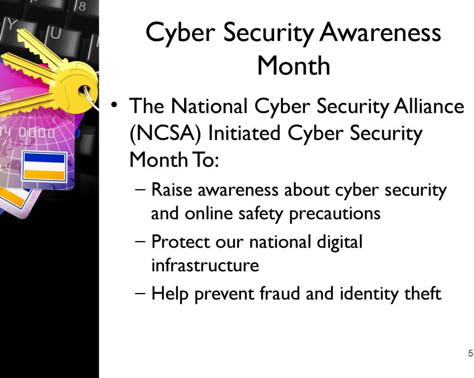 awareness about cyber security and online safety precautions