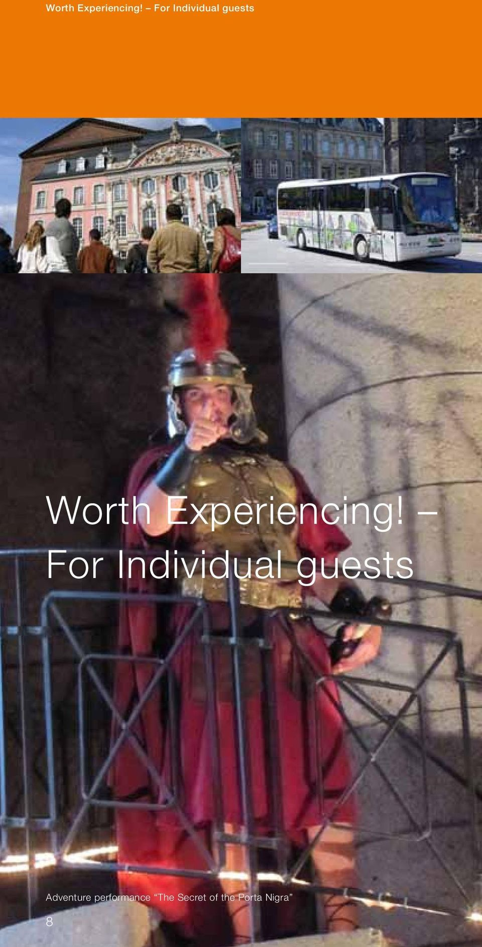 Individual guests Adventure