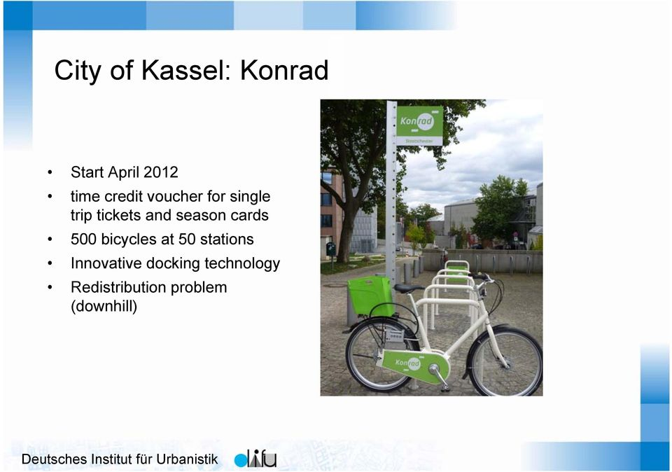 season cards 500 bicycles at 50 stations