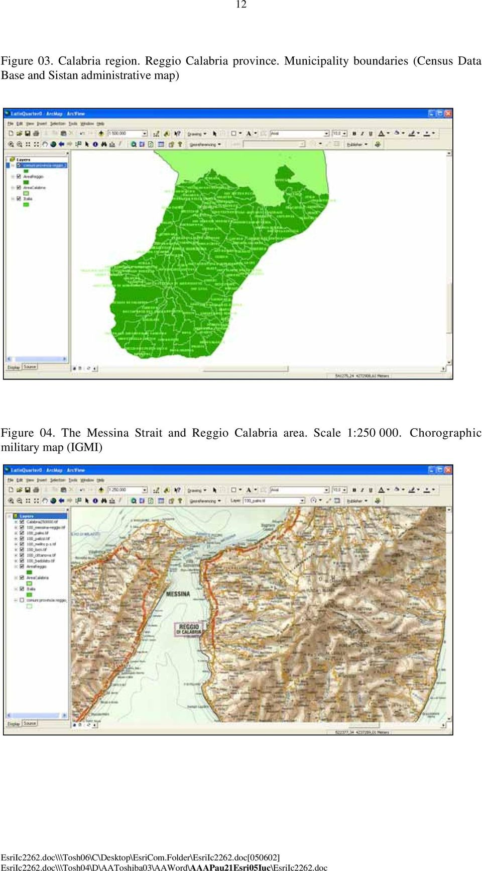 administrative map) Figure 04.