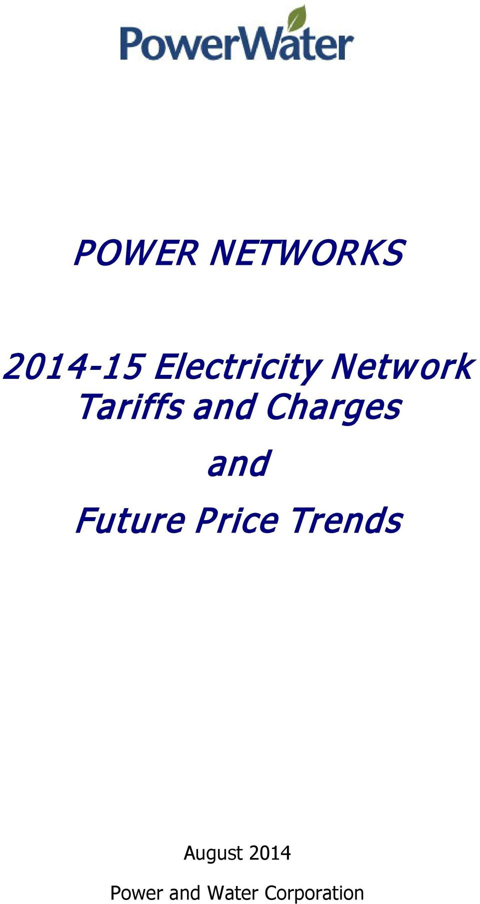 Charges and Future Price Trends