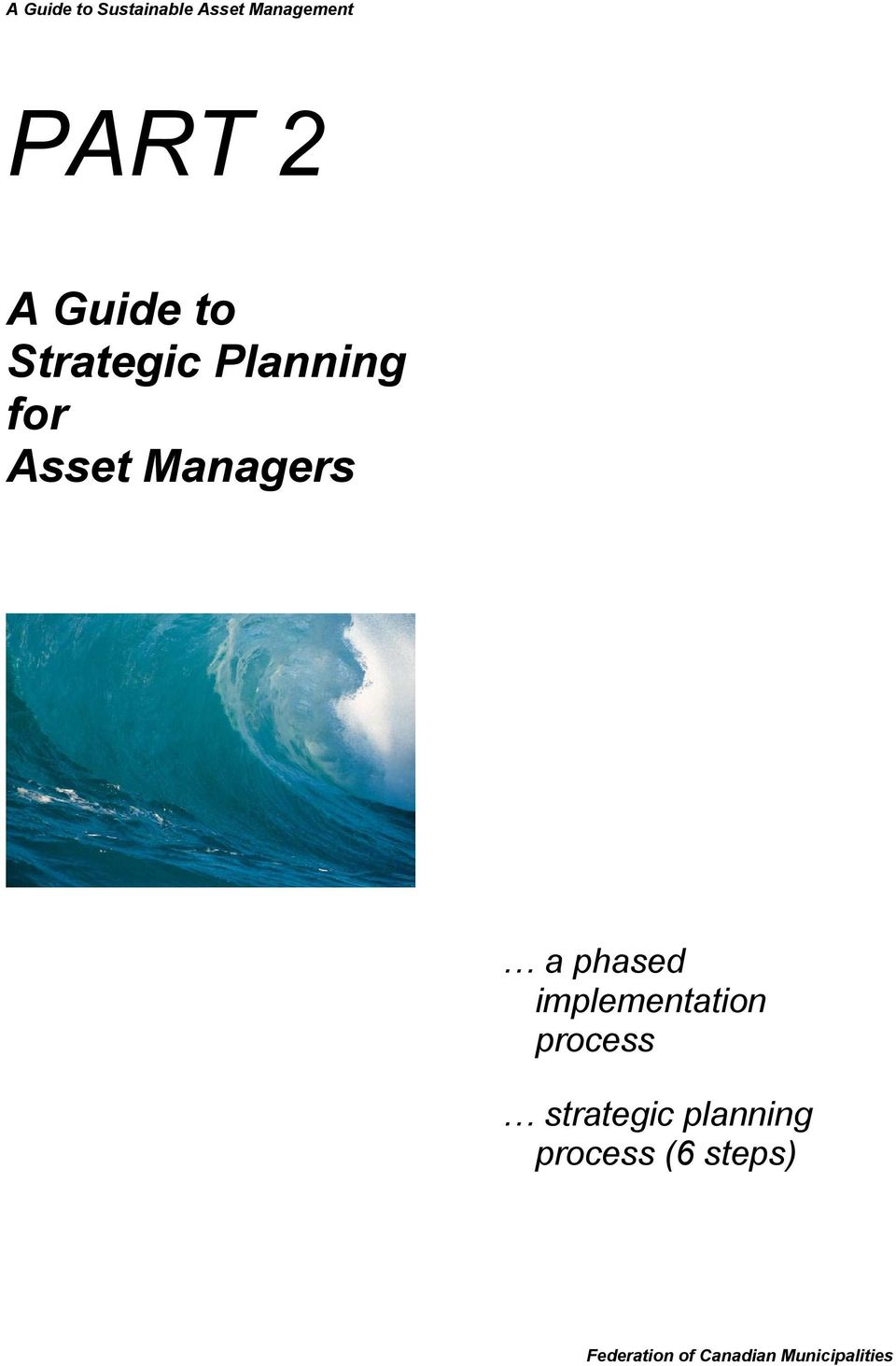 process strategic planning process (6