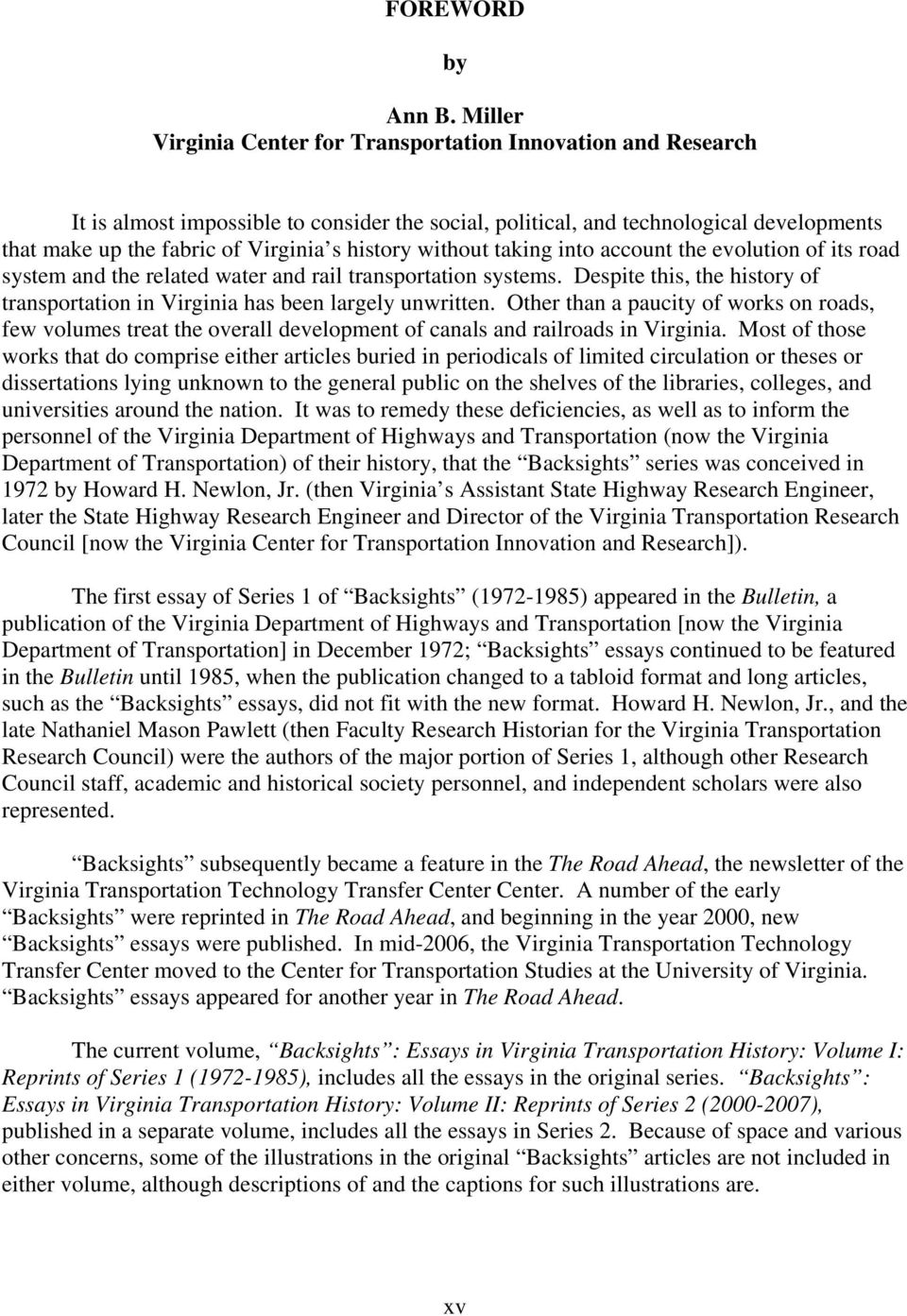 essays history virginia Open document below is an essay on virginia history from anti essays, your source for research papers, essays, and term paper examples.